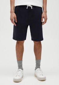 PULL&BEAR - 2 PACK - Shorts - dark grey - 5