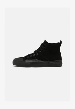 LOS ANGERED II - Sneakers hoog - black wolverine/montano