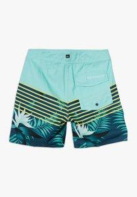 Quiksilver - EVERYDAY LIGHTNING - Swimming shorts - majolica blue - 1