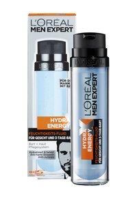 L'Oréal Men Expert - HYDRA ENERGETIC MOISTURIZING FLUID THREE-DAY BEARD - Beard oil - - - 1