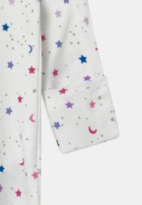 Converse - FOOTED COVERALL RUFFLE FOOT - Pyjamas - white - 3