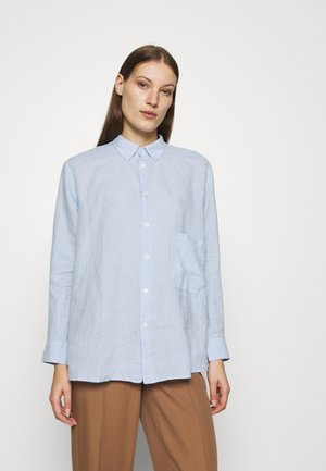 ELMA  - Button-down blouse - blue