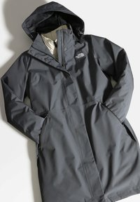 The North Face - W RECYCLED SUZANNE TRICLIMATE - Waterproof jacket - vanadis gry/vintage white - 2