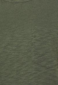 GAP - TEE DRESS - Vestido ligero - tweed green - 6