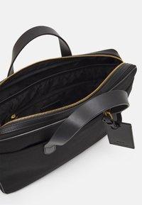 Polo Ralph Lauren - COMMUTER UNISEX - Laptop bag - black - 3