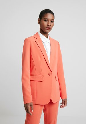 JARILA - Short coat - fresh coral