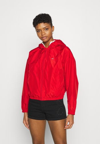 YOKE TAPE WINDBREAKER