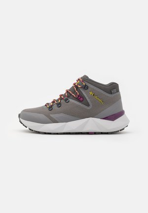 FACET 60 OUTDRY - Hiking shoes - dark grey/mine