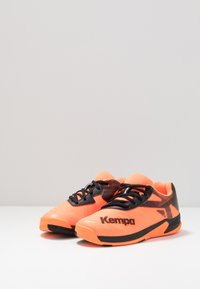Kempa - WING 2.0 JUNIOR UNISEX - Håndboldsko - fluo orange/black - 2