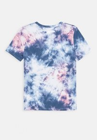 Abercrombie & Fitch - DYE EFFECTS - Print T-shirt - white - 1