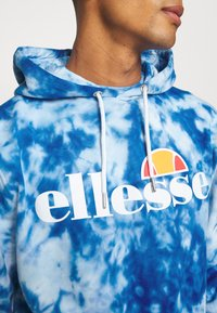 Ellesse - GOTTERO TIE DYE HOODY - Sweatshirt - blue - 6