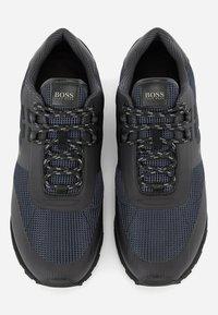 BOSS - PARKOUR RUNN ME - Sneaker low - dark blue - 3