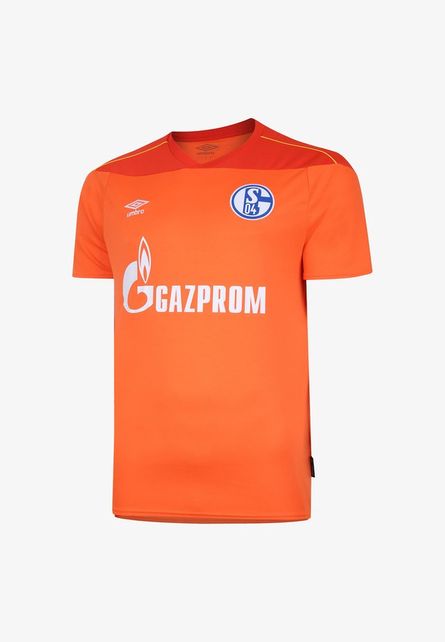 NATIONAL FC - National team wear - orange