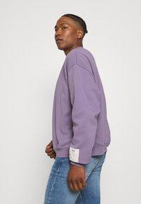 Jaded London - PURPLE OVERSIZED HIGHNECK - Sweatshirt - purple - 3