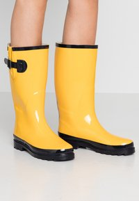 Anna Field - Gummistøvler - yellow - 0