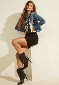 Guess - Denim jacket - blau