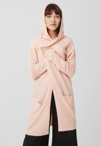 Q/S designed by - Cardigan - mellow pink melange - 0
