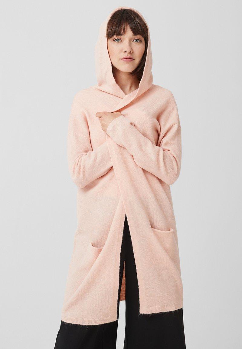 Q/S designed by - Cardigan - mellow pink melange