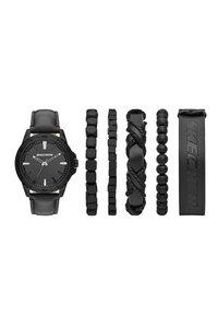 Skechers - SKECHERS  SET  - Watch - black - 0