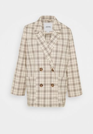 TWIGGY - Short coat - beige