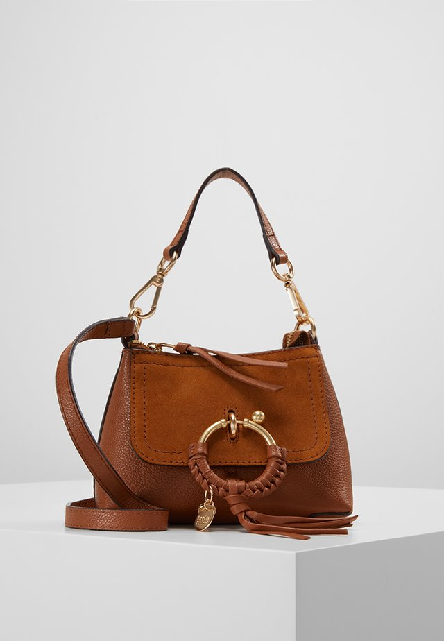 JOAN - Handbag - caramello