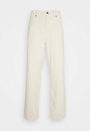 TROUSERS - Trousers - whitecap grey