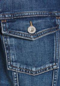Marc O'Polo - JACKET BUTTON CLOSURE - Denim jacket - blue denim - 2