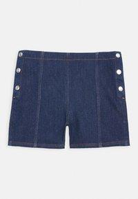 ARKET - SHORT - Denim shorts - blue light - 0