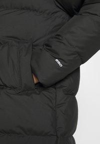 The North Face - TRIPLE PARKA - Down coat - black - 6