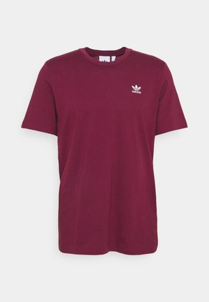 ESSENTIAL TEE - T-shirt basique - victory crimson