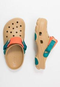 Crocs - CLASSIC ALL TERRAIN  - Clogs - tan - 1