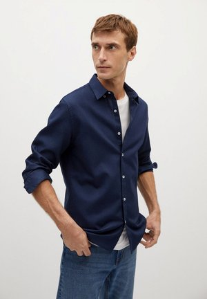 ARTHUR - Formal shirt - bleu marine foncé