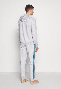 Emporio Armani - Pantaloni del pigiama - melange grey - 2