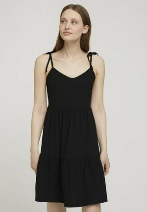 Vestido ligero - deep black