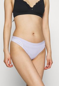 Cotton On Body - BRIEF 3 PACK - Thong - white/grey/chalky lavender - 4