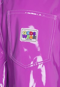 GCDS - DOUBLE STITCH SHORTS - Shorts - fuxia - 2
