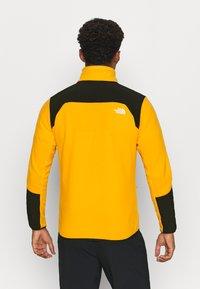 The North Face - GLACIER PRO FULL ZIP - Fleece jacket - sumitgld - 2