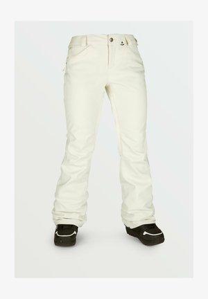 GRAIL 3D STRETCH - Pantalon de ski - white