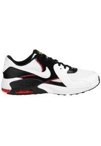 Nike Sportswear - AIR MAX EXCEE - Trainers - white / white / black / flash crimson - 6
