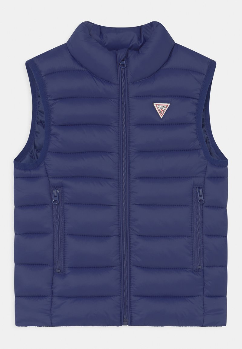 Guess - TODDLER PADDED CORE UNISEX - Bodywarmer - blue