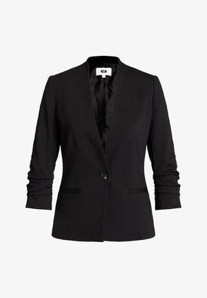 GETAILLEERDE STRETCH  - Blazer - black