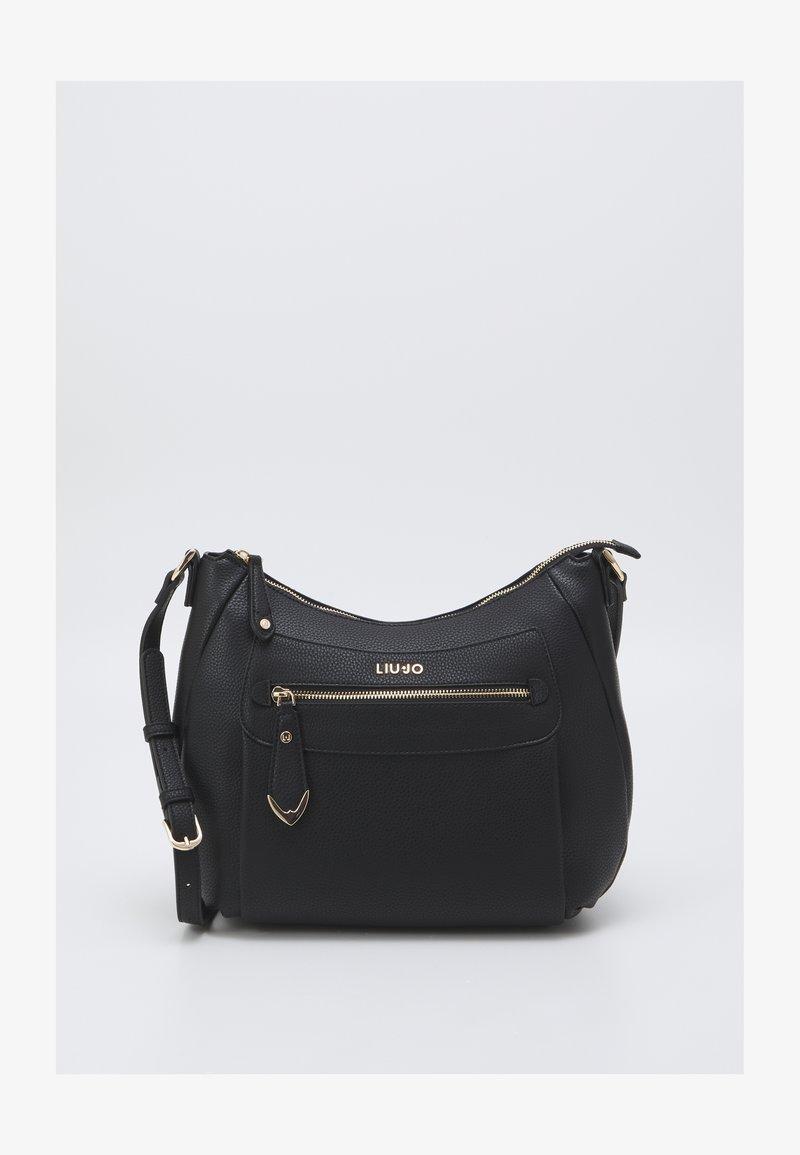 LIU JO - CROSSBODY - Across body bag - nero