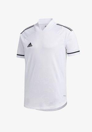CONDIVO 20 PRIMEGREEN JERSEY - Camiseta estampada - white