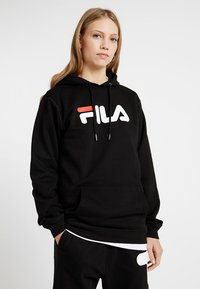 Fila Tall - PURE HOODY - Hoodie - black - 0
