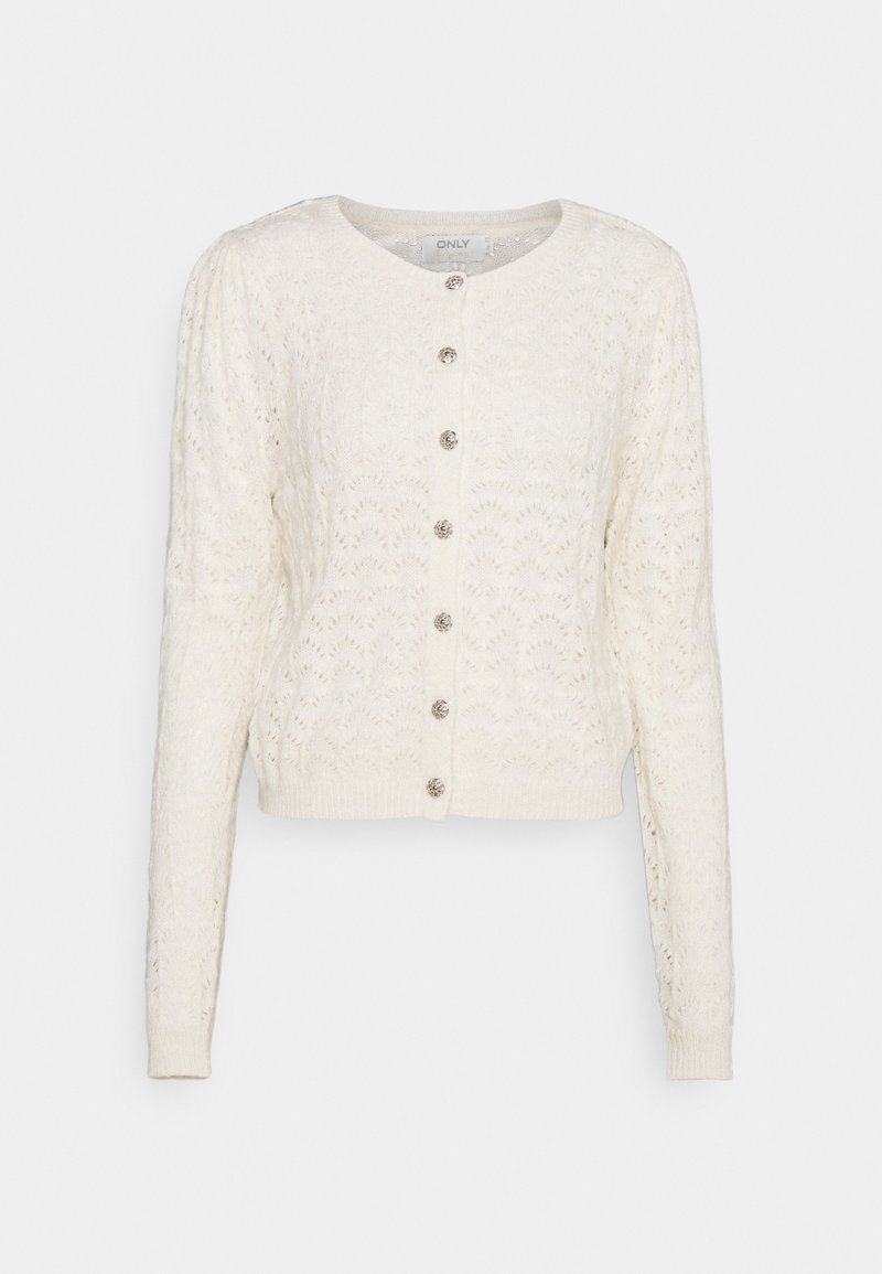 ONLY - ONLMALOU - Cardigan - cloud dancer
