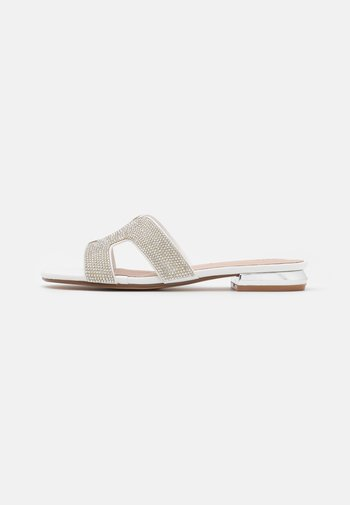 AGATA  - Mules - white