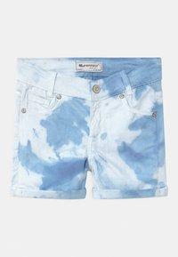 Blue Effect - GIRLS - Denim shorts - blau - 0