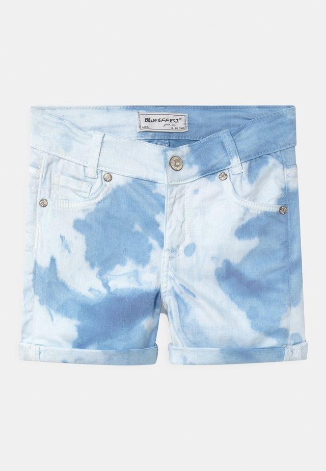 GIRLS - Jeansshorts - blau