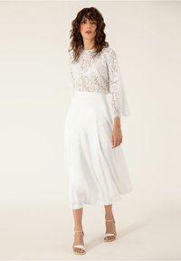 IVY & OAK BRIDAL - A-line skirt - snow white - 1