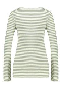 Marc O'Polo - LONG SLEEVE - Long sleeved top - offwhite - 2